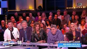 Caroline Ithurbide dans Touche pas à mon Poste - 21/11/17 - 51