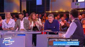 Caroline Ithurbide dans Touche pas à mon Poste - 23/11/17 - 01