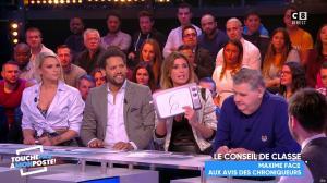 Caroline Ithurbide dans Touche pas à mon Poste - 23/11/17 - 02