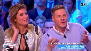 Caroline Ithurbide dans Touche pas à mon Poste - 23/11/17 - 05