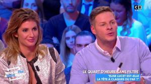 Caroline Ithurbide dans Touche pas à mon Poste - 23/11/17 - 06