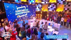 Caroline Ithurbide dans Touche pas à mon Poste - 27/11/17 - 02