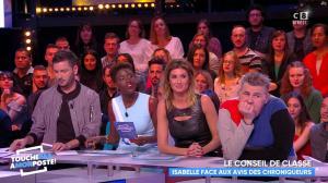 Caroline Ithurbide dans Touche pas à mon Poste - 27/11/17 - 13
