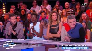 Caroline Ithurbide dans Touche pas à mon Poste - 27/11/17 - 17