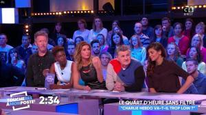 Caroline Ithurbide dans Touche pas à mon Poste - 27/11/17 - 35