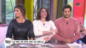 Caroline Ithurbide dans William à Midi - 15/11/17 - 05