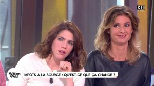 Caroline Ithurbide dans William à Midi - 15/11/17 - 13