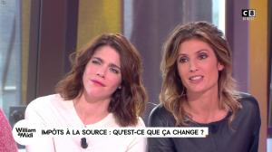 Caroline Ithurbide dans William à Midi - 15/11/17 - 14