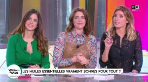 Caroline Munoz et Julia Molkhou dans William à Midi - 23/11/17 - 01