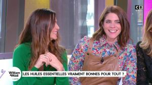 Caroline Munoz et Julia Molkhou dans William à Midi - 23/11/17 - 02