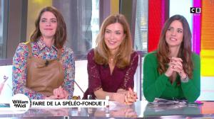 Caroline Munoz et Julia Molkhou dans William à Midi - 23/11/17 - 12