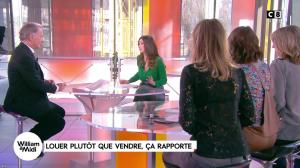 Caroline Munoz et Julia Molkhou dans William à Midi - 23/11/17 - 13