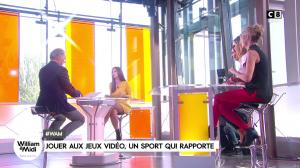 Caroline Munoz dans William à Midi - 17/10/17 - 04