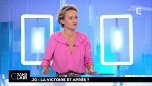 Caroline Roux dans C dans l'Air - 14/09/17 - 01