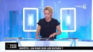 Caroline Roux dans C dans l'Air - 27/09/17 - 04