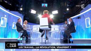 Caroline Roux dans C dans l'Air - 31/08/17 - 01
