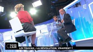 Caroline Roux dans C dans l'Air - 31/08/17 - 03
