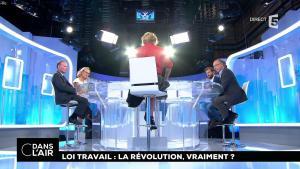 Caroline Roux dans C dans l'Air - 31/08/17 - 11