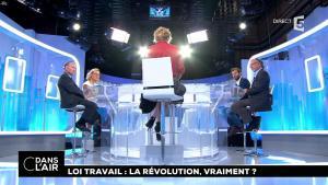 Caroline Roux dans C dans l'Air - 31/08/17 - 16