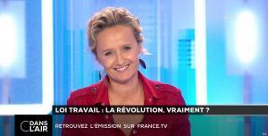 Caroline Roux dans C dans l'Air - 31/08/17 - 18
