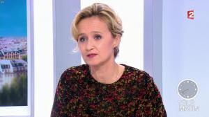 Caroline Roux dans les 4 Vérités - 14/11/17 - 08