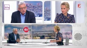 Caroline Roux dans les 4 Vérités - 30/08/17 - 06