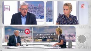 Caroline Roux dans les 4 Vérités - 30/08/17 - 08