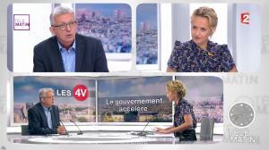 Caroline Roux dans les 4 Vérités - 30/08/17 - 10