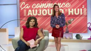 Chloé Nabedian à la Météo de Midi - 15/09/17 - 15