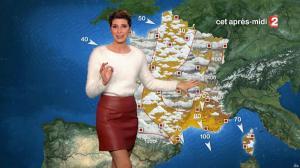 Chloé Nabedian à la Météo de Midi - 26/11/17 - 03