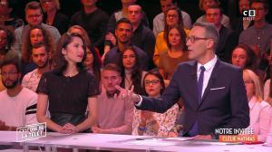 Clelie Mathias dans c'est Que de la Télé - 20/11/17 - 03