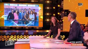 Clelie Mathias dans c'est Que de la Télé - 20/11/17 - 04