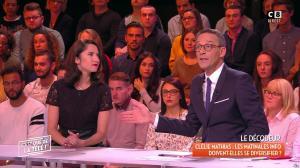 Clelie Mathias dans c'est Que de la Télé - 20/11/17 - 06
