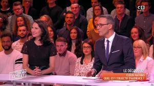 Clelie Mathias dans c'est Que de la Télé - 20/11/17 - 07