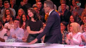 Clelie Mathias dans c'est Que de la Télé - 20/11/17 - 08