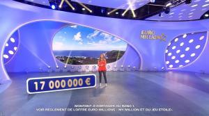 Elsa Fayer dans Euro Millions - 08/08/17 - 02