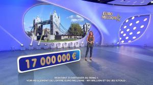 Elsa Fayer dans Euro Millions - 11/08/17 - 02