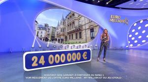 Elsa Fayer dans Euro Millions - 11/08/17 - 04