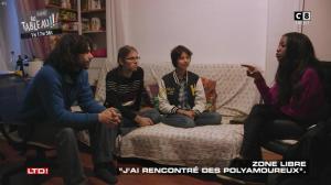 Hapsatou Sy dans les Terriens du Dimanche - 05/11/17 - 02