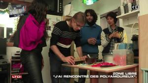 Hapsatou Sy dans les Terriens du Dimanche - 05/11/17 - 04