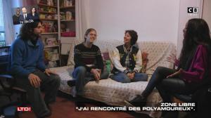 Hapsatou Sy dans les Terriens du Dimanche - 05/11/17 - 06