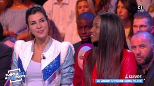 Hapsatou Sy dans Touche pas à mon Poste - 07/11/17 - 02