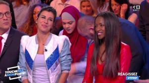 Hapsatou Sy dans Touche pas à mon Poste - 07/11/17 - 03