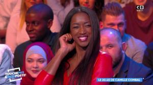 Hapsatou Sy dans Touche pas à mon Poste - 07/11/17 - 12