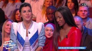 Hapsatou Sy dans Touche pas à mon Poste - 07/11/17 - 13