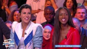 Hapsatou Sy dans Touche pas à mon Poste - 07/11/17 - 15