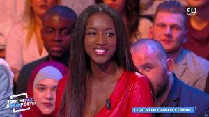 Hapsatou Sy dans Touche pas à mon Poste - 07/11/17 - 17
