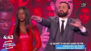 Hapsatou Sy dans Touche pas à mon Poste - 07/11/17 - 25
