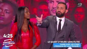 Hapsatou Sy dans Touche pas à mon Poste - 07/11/17 - 27