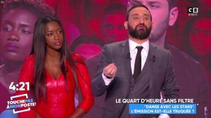 Hapsatou Sy dans Touche pas à mon Poste - 07/11/17 - 28